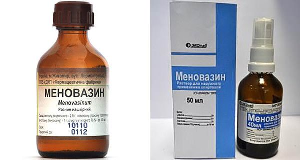 «Меновазин» - одно из рекомендуемых средств лечения заболеваний локомоторной системы