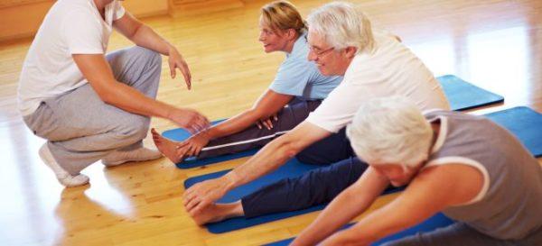 Основой лечения остеохондроза является лечебная физкультура
