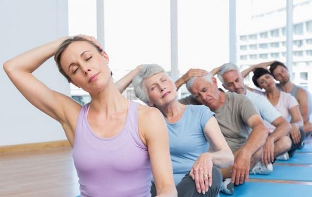 Лечебная физкультура полезна, если заниматься ею после преодоления острой стадии заболевания