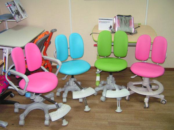 Кресла с опорами для ног более удобны в использовании