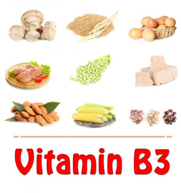 Витамин В3 – полезный помощник для организма