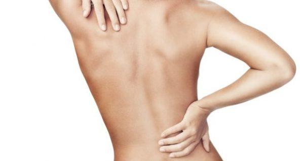 Болит кожа на спине