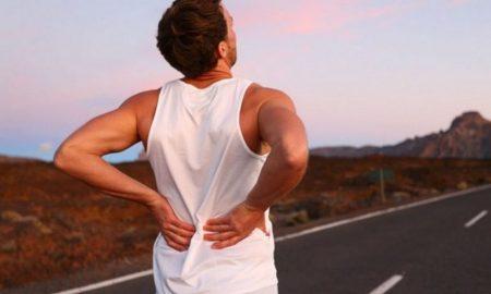 Болит спина при движении ногами