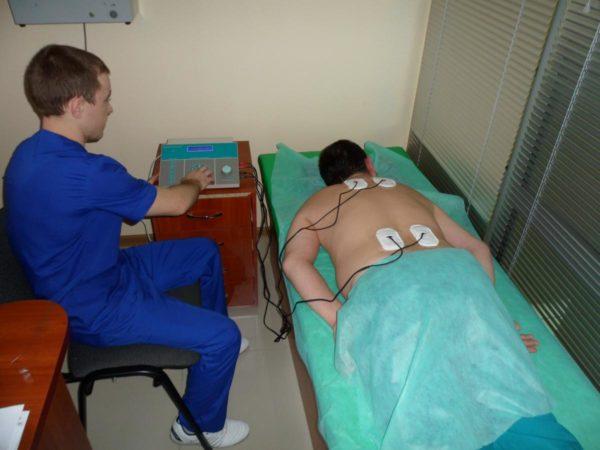 Электролечение в физиотерапии