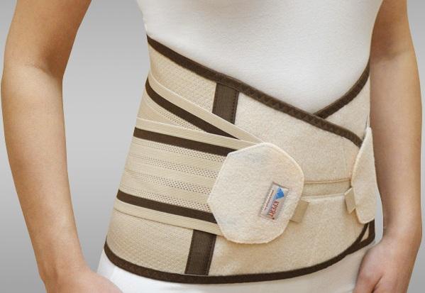 Корсет ортопедический пояснично-крестцовый
