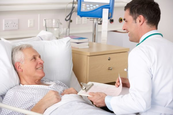 Пациенту не придется слишком долго лежать после проведенной операции