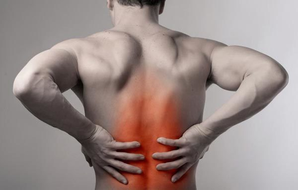 Одним из самых характерных проявлений остеохондроза является боль в спине