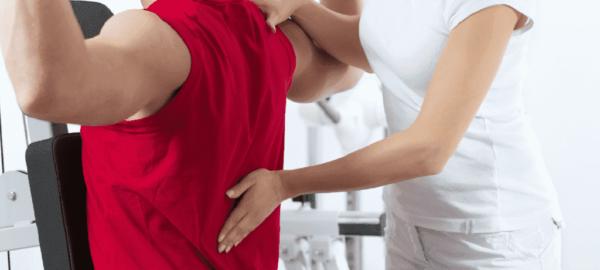 Болит поясница после физических нагрузок