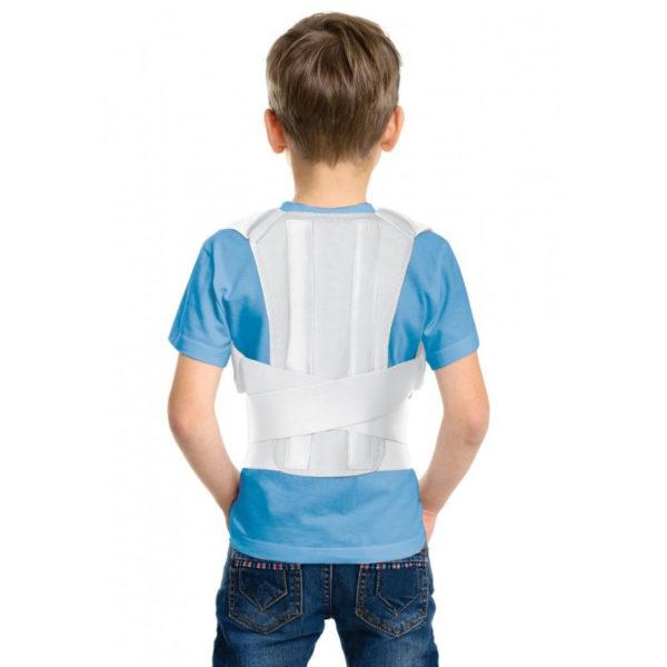 Детские корсеты рекомендуется использовать кратковременно