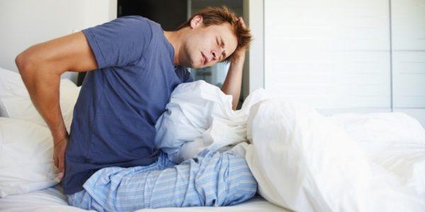 Если боль не дает уснуть, необходимо как можно быстрее начинать лечение