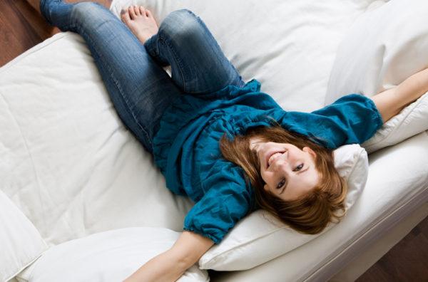 За полтора часа до массажа лучше прекратить заниматься делами и немного отдохнуть