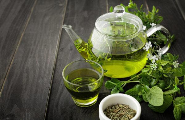 Зеленый чай - отличный помощник в борьбе с больными суставами