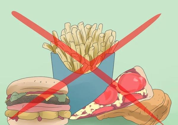 Исключите жирное из своего рациона