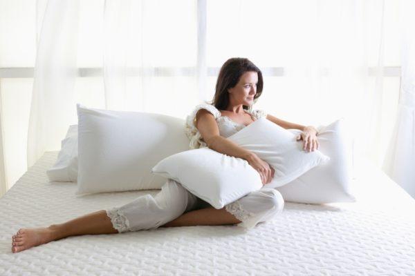 Качественный матрас позволит предотвратить появление болей в спине
