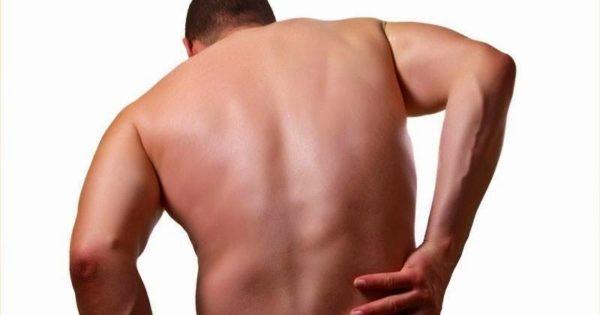 Лимфоузлы на спине