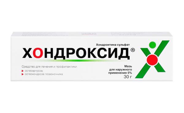 Мазь для наружного применения Хондроксид