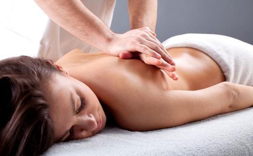 Массаж - быстрый способ снять боль и усталость со спины