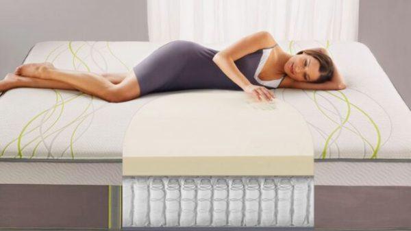 Матрас влияет на качество сна