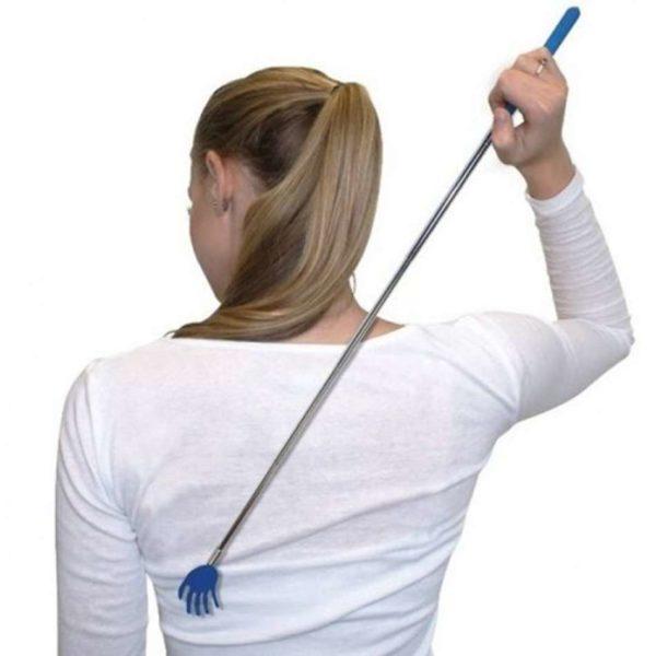 Ношение синтетики или шерсти может привести к зуду кожи