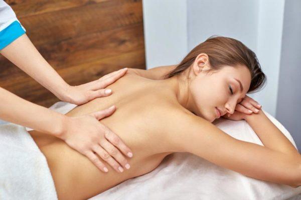 Положительная динамика отмечается после двух курсов массажа