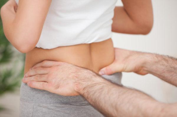 Последствия и симптомы перелома копчика
