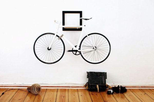 При малейшем ухудшении самочувствия желательно велосипед убрать в место его хранения