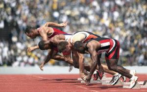 Профессиональные спортсмены (фигуристы, футболисты, атлеты)