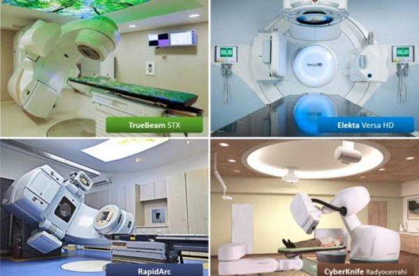 Радиотерапия-лучевая терапия