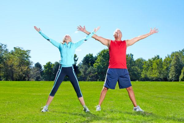 Спортивные упражнения должны радовать, утомляемость при этом умеренная