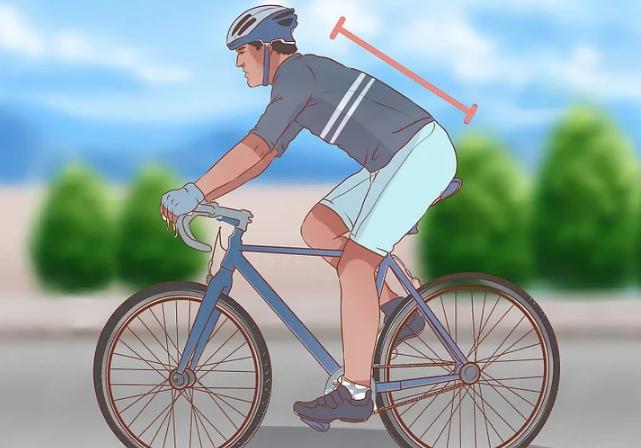 Какой велосипед лучше для позвоночника