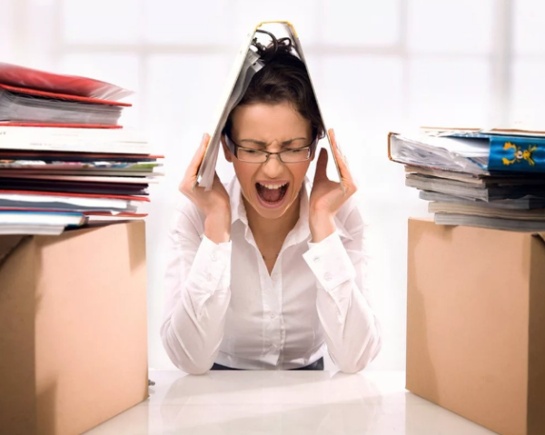 Часто стресс отражается на физическом самочувствии