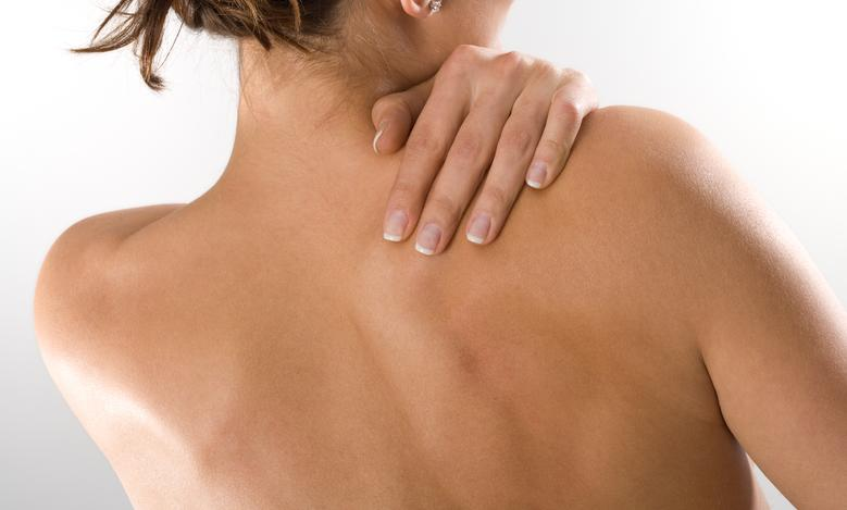 Шишка под кожей на спине возле позвоночника