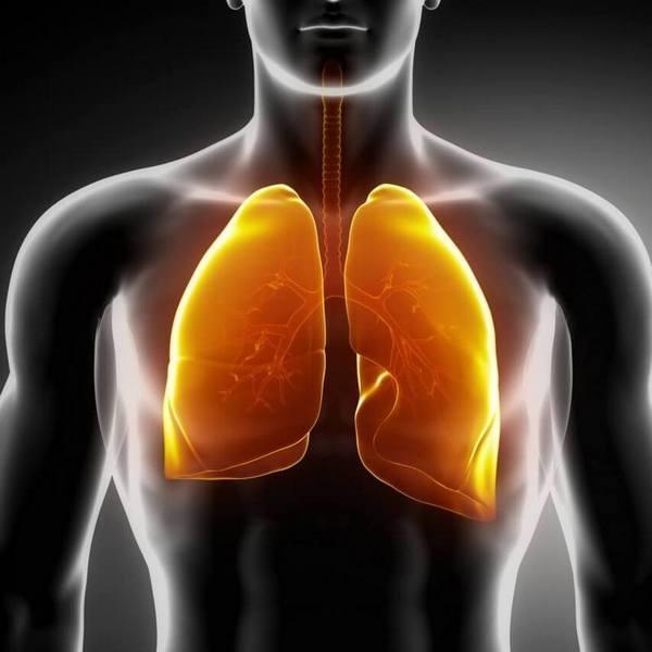 Неправильная работа лёгких может «навести шороху» в области живота и спины