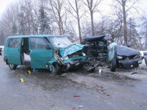 Последствия травм, в том числе после аварий