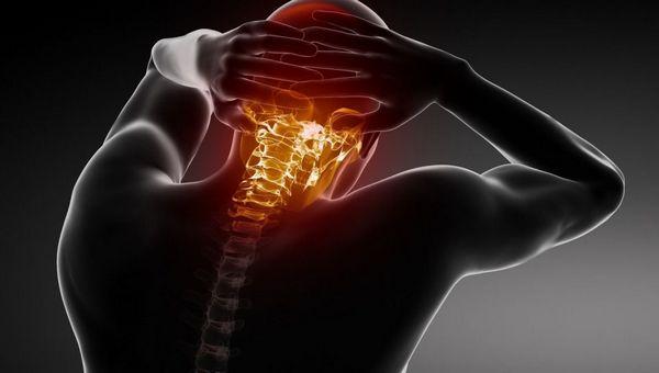 На фоне повышенного артериального давления также может развиться остеохондроз