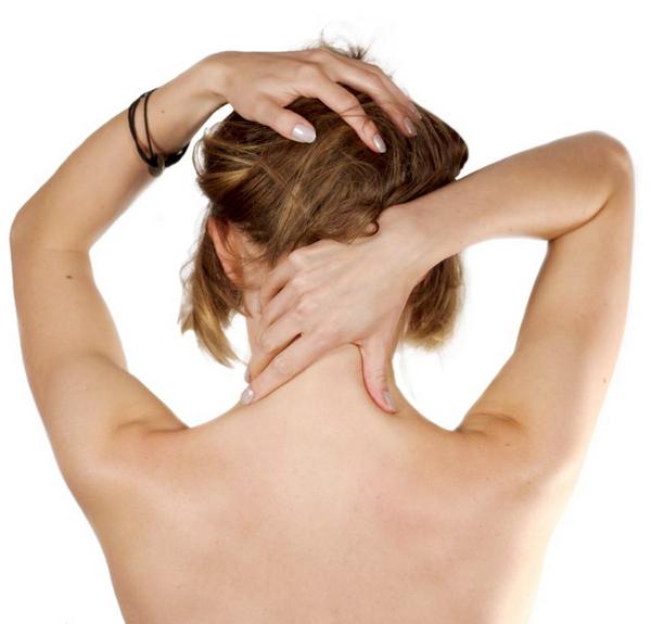 Самомассаж является эффективной методикой лечения остеохондроза шеи
