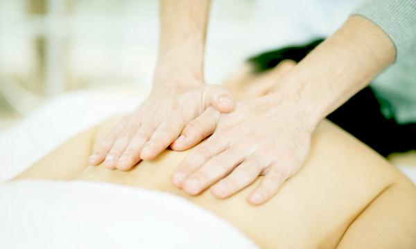 Массаж – одна из основных методик лечения хондроза