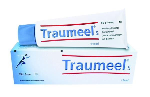 Гомеопатические препараты, например, «Траумель С», также могут избавить от болей, вызванных хондрозом