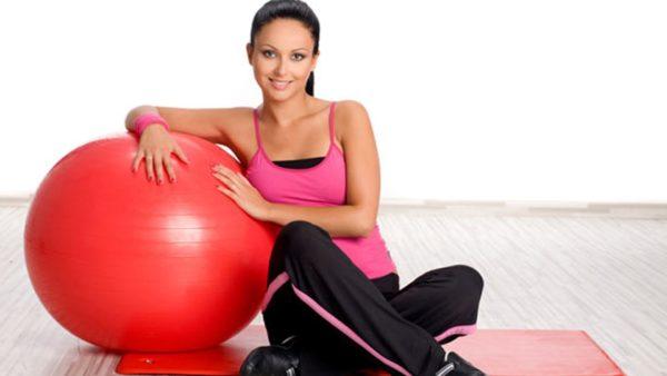 Упражнения с фитболом оказывают больший терапевтический эффект, чем традиционная гимнастика