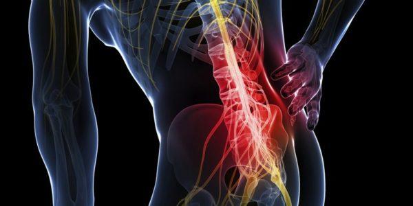 Массаж противопоказан при острой боли в спине