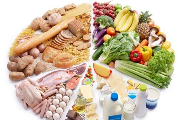 Сбалансированный рацион - важное условие для нормального обмена веществ в организме