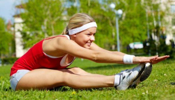 Занятия на свежем воздухе оказывают отличный терапевтический эффект