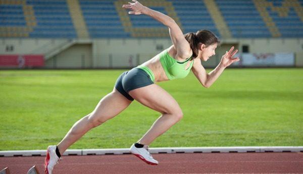 Спринтерский бег при межпозвоночных грыжах абсолютно противопоказан