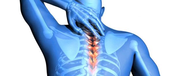 Поражение позвонков и межпозвоночных дисков нередко является причиной сдавливания лимфатических сосудов, что приводит к застою лимфы и развитию воспаления в лимфоузлах