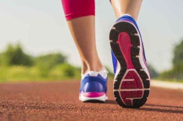 Обувь для бега должна иметь подошву с высокими амортизирующими свойствами