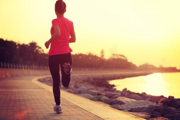Бег трусцой - отличная кардио-тренировка