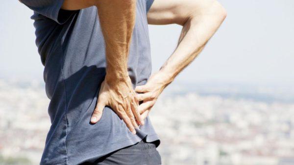 Боль и жжение в нижней части спины
