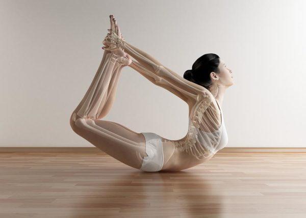 Важно, чтобы спина была не только сильной, но и гибкой