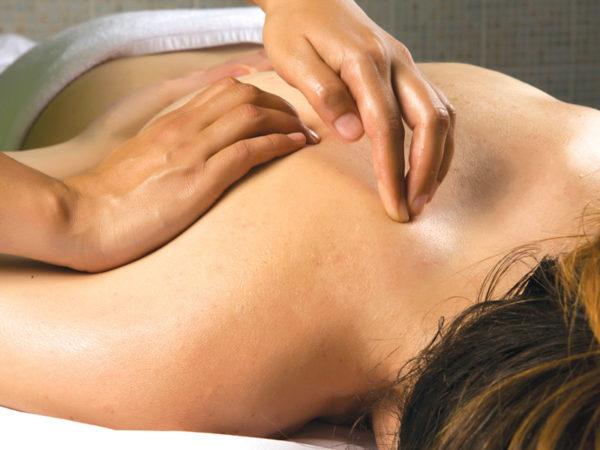 Во время точечного массажа могут возникать неприятные ощущения