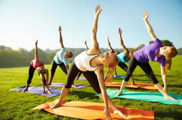 Выполнение индивидуально подобранных упражнений полезно для каждого человека